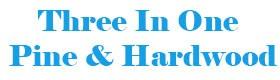 Three In One Pine & Hardwood