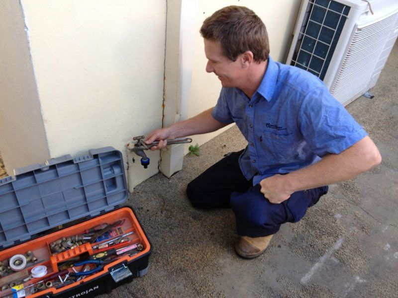Plumbing Inspection Service Burleigh Waters QLD