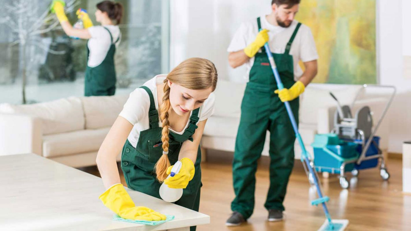 Deep Cleaning Services Fitzroy VIC