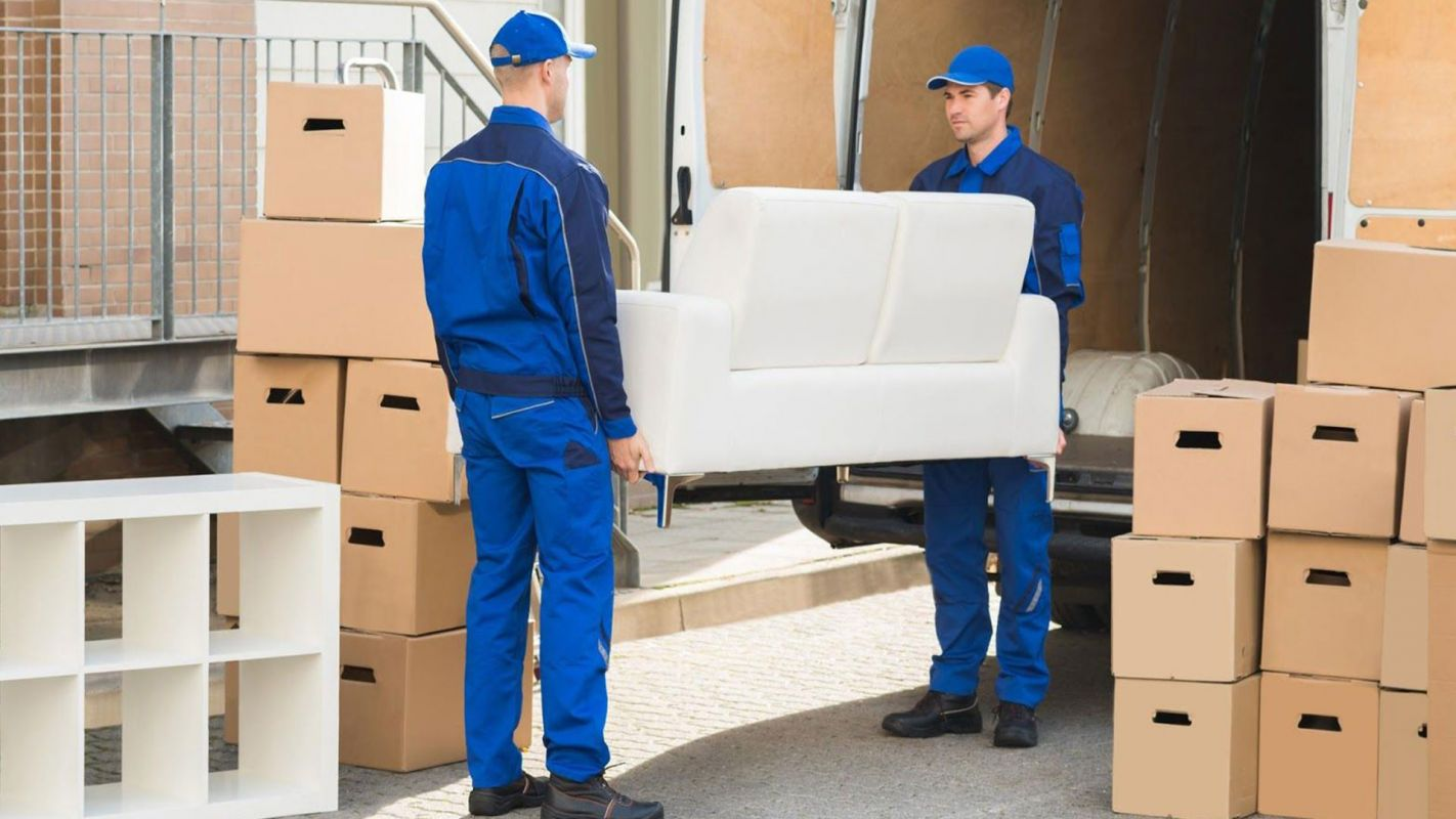 Furniture Moving Service St Kilda VIC