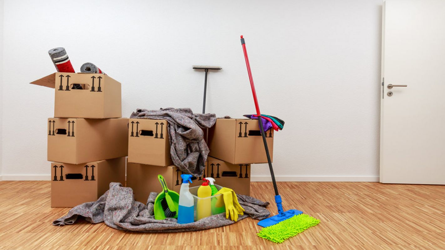 Move Out Cleaning Services Fitzroy VIC