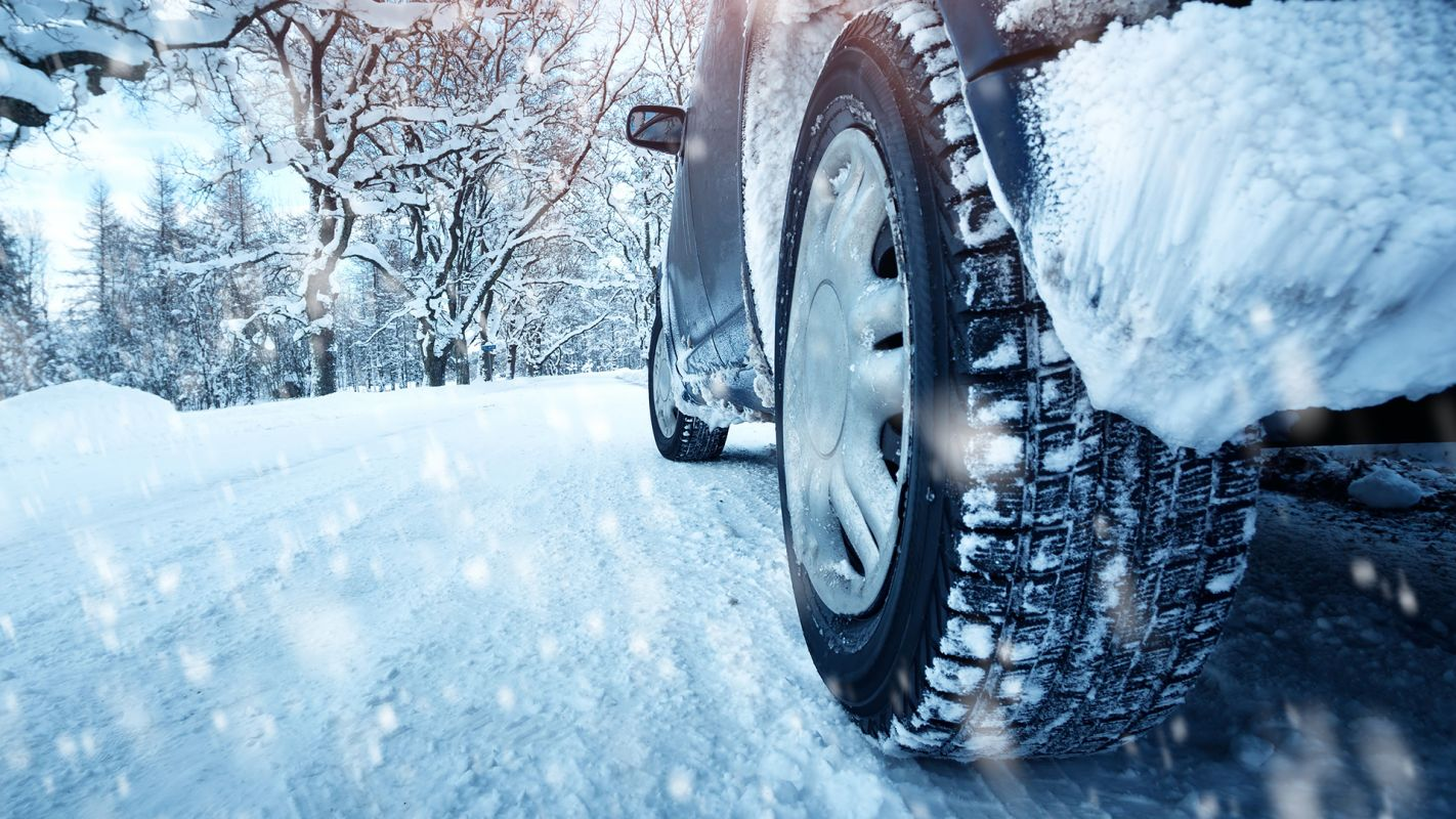 Winter Driving Lessons Deer Park VIC